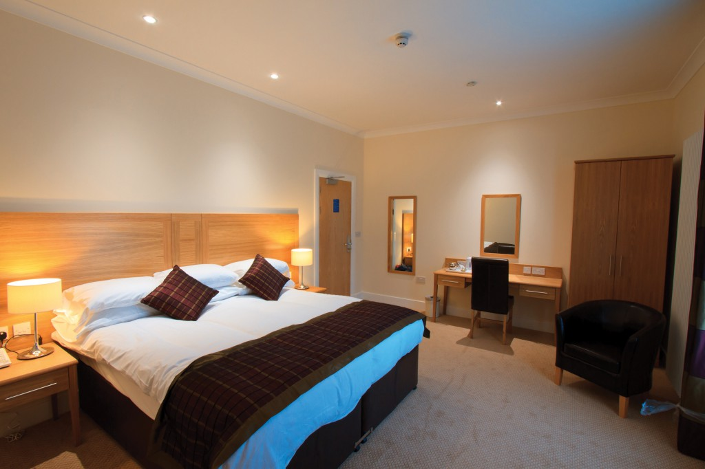 Accommodation In Glenrothes Best Western Balgeddie House Hotel Delectable Hotel Bedrooms